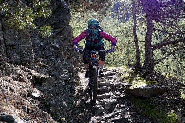 MTB Kurse und Reisen für Frauen