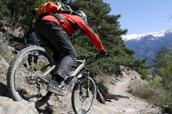 TrailCamp Latsch - Trails und MTB Fun im Vinschgau
